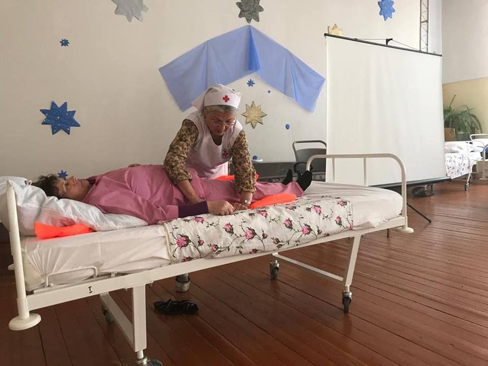 Милосердие дом престарелых калуга стоимость газификации частного дома в москве