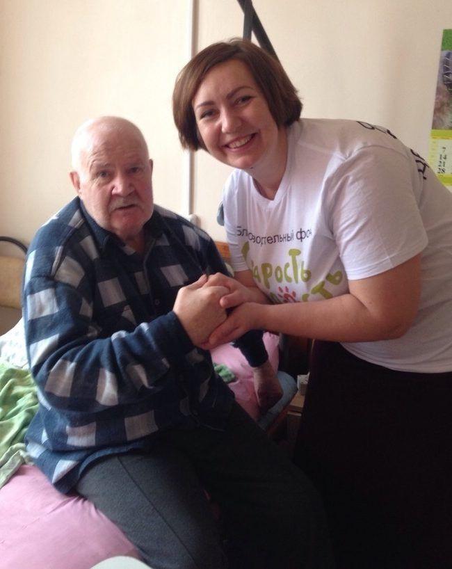 Помощь престарелым и инвалидом на дому волонтеры хосписы в ростове для лежачих больных