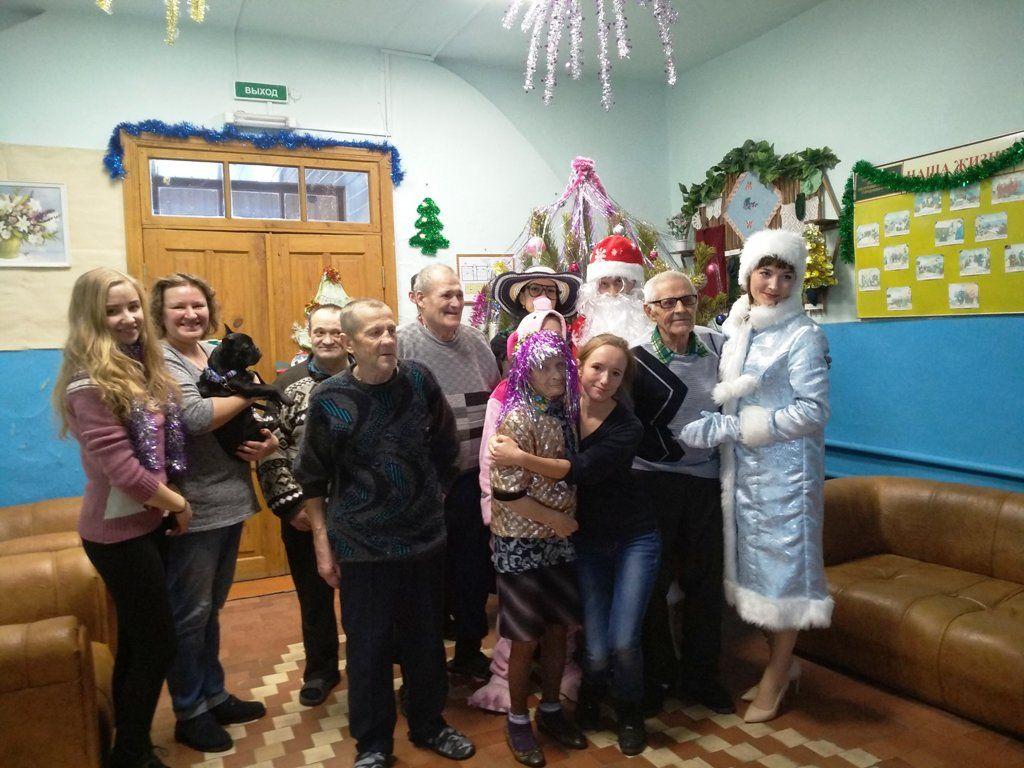 Дома престарелых и инвалидов брянской области по киевскому шоссе пансионат для пожилых людей