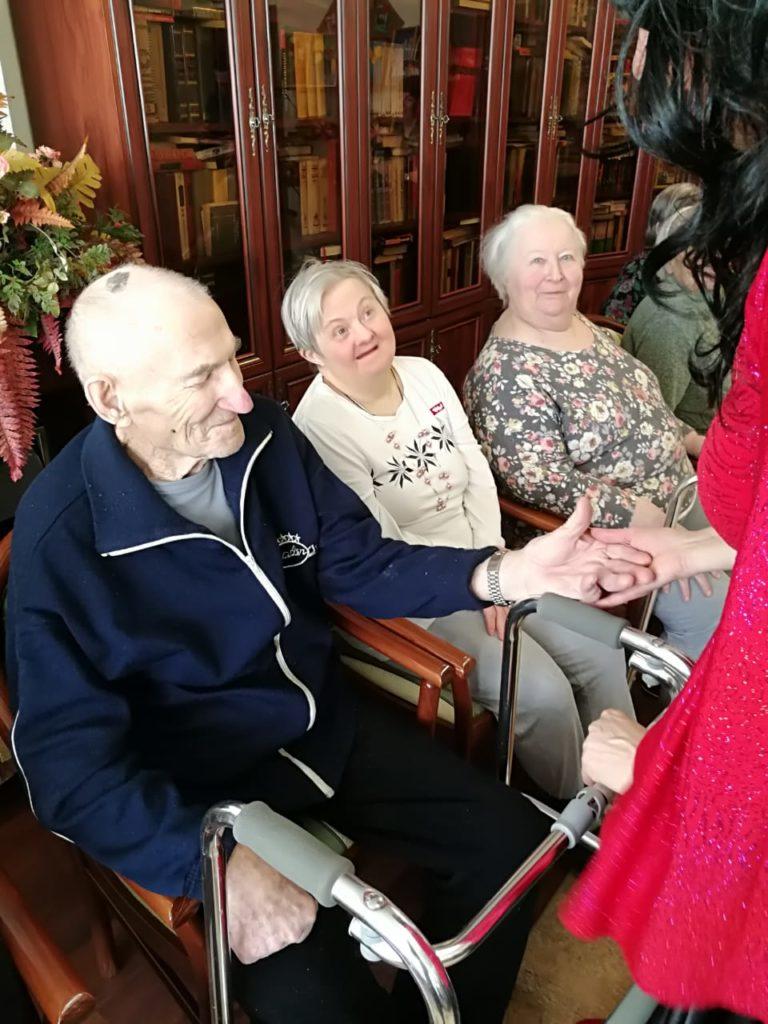 Мероприятия культорга в доме престарелых дома для престарелых в городе рязани