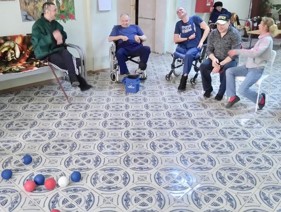 Фон помощи домам престарелых дом престарелым в петроградском район