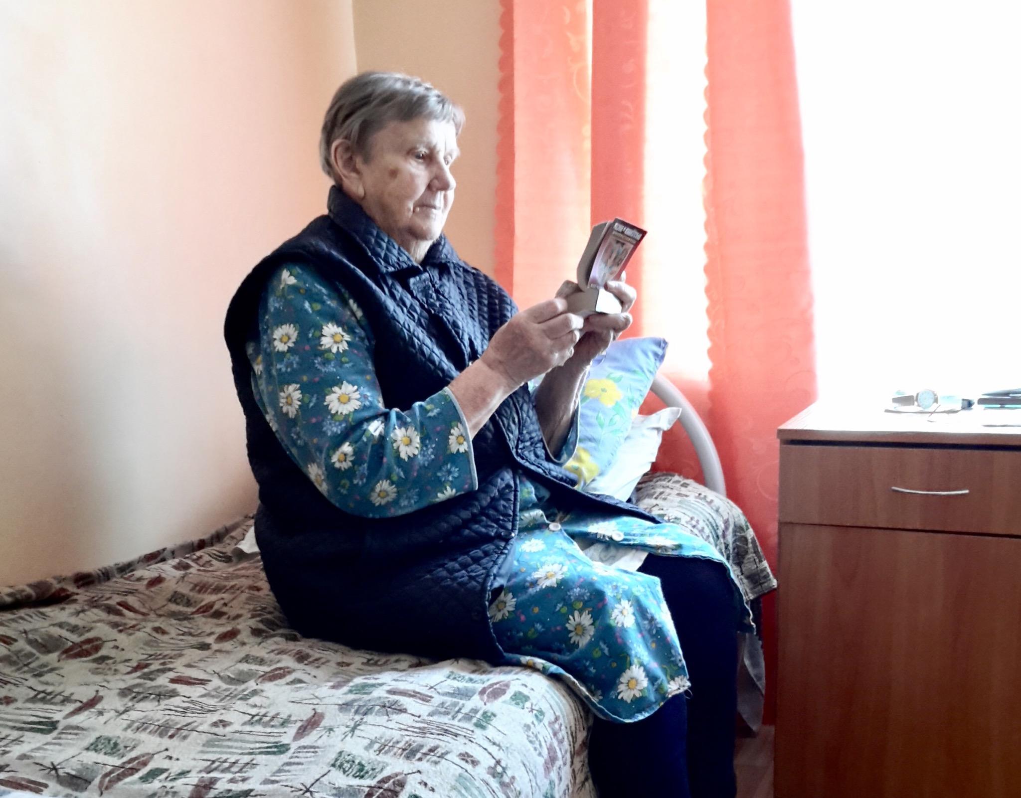 Благотворительная помощь дому престарелых эссе диетсестры в домах престарелых