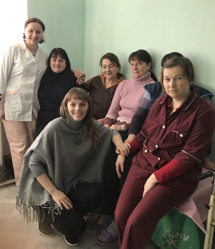 Работа в домах престарелых в г москва волонтеры домов престарелых