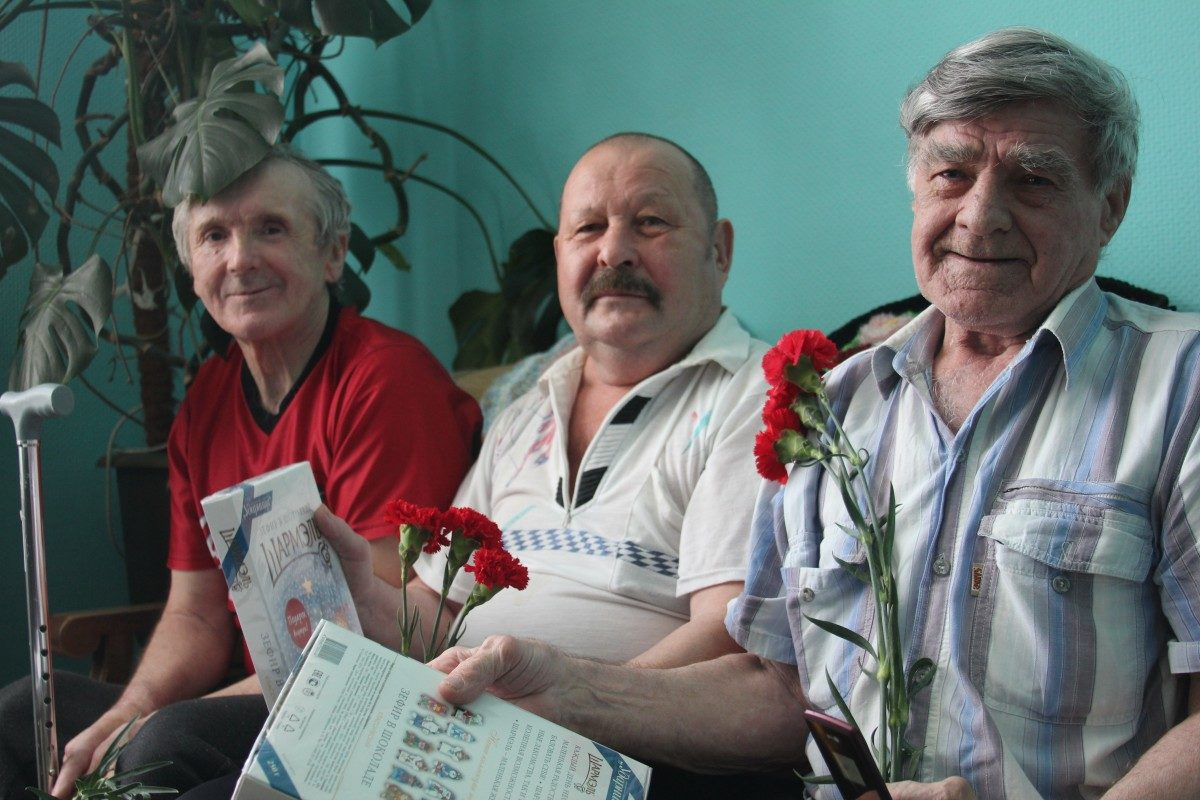 В доме престарелых вязьма дома инвалидов и престарелых россии