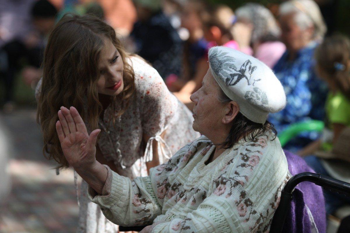 Дом престарелых актриса пансионат для пожилых в новокосино